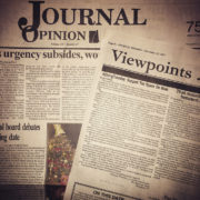 Journal Opinion Letter