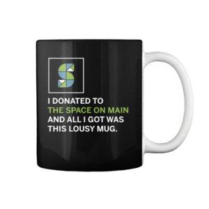 SOM Lousy Mug Dark