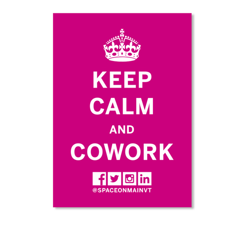 SOM KC Cowork Sticker