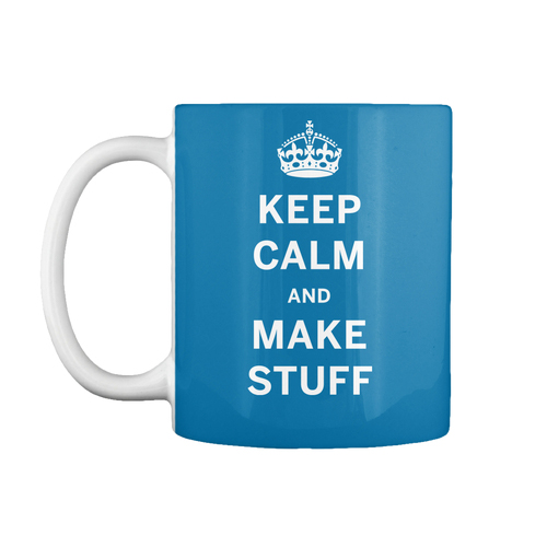 SOM KC Make Stuff Mug