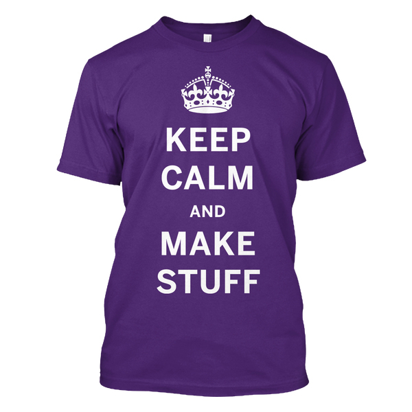 SOM KC Make Stuff TShirt